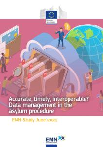 thumbnail of EMN Study data management in asylum procedure